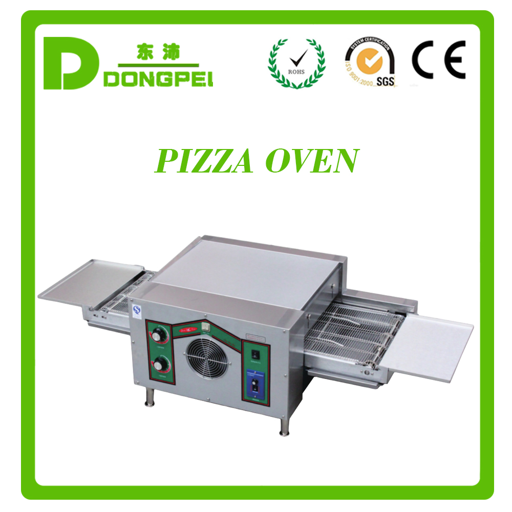 fast baking gas conveyor pizza oven electric conveyor tunel oven