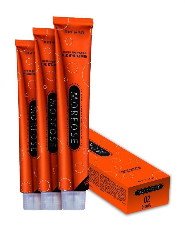 Morfose Hair Cream Color 100ml (60gr) - Buy Hair Cream Color ...