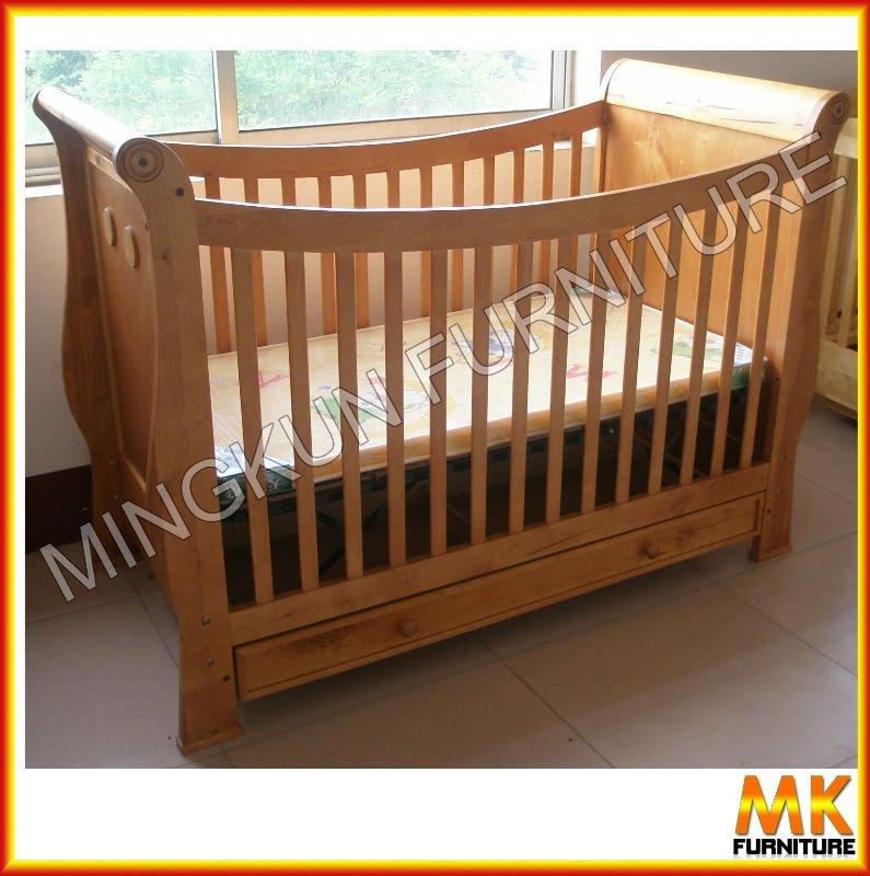 Baby Crib Pine Wood Pine Furniture Buy Crib Wooden Crib