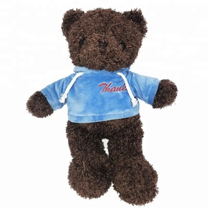 483f34acb34 2019 Custom China factory animal teddy bear mascot