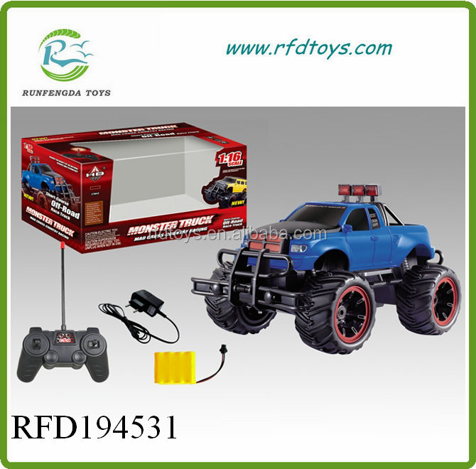 4CH rc cross-country car with charger rc racing car