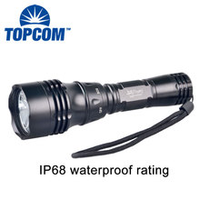 Waterproof Submarine Light Underwater 100M XML T6 led Rechargeable Battery Scuba Diving Flashlight Torch