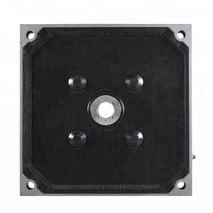 Low price rubber membrane filter press plate