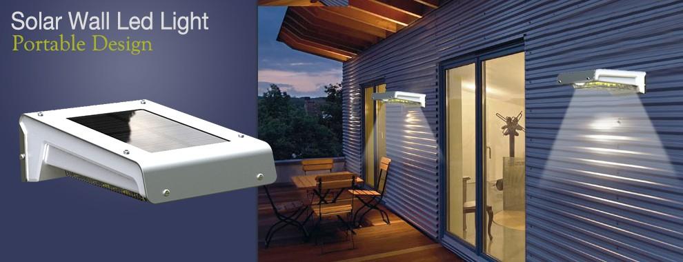 Homebase Solar Garden Light High Quality Solar Led Light Lamps For ...