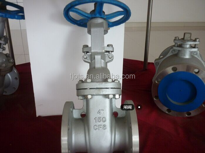The Big Sized Gate Valve From Valve Manufacturer In China