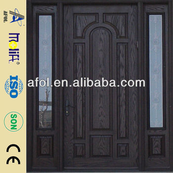 Afol Fiberglass Entry Doors With Sidelights Buy Fiberglass Entry Doors With