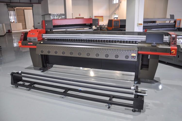 3.2m Best Wide Format Printer Ultra Star 3304 Solvent Printing Machine