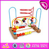 wholesale cheap baby best wooden educational toys for 2 year olds W11B115