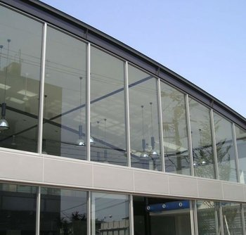 Exterior Building Glass Walls, View Exterior Building Glass Walls ...