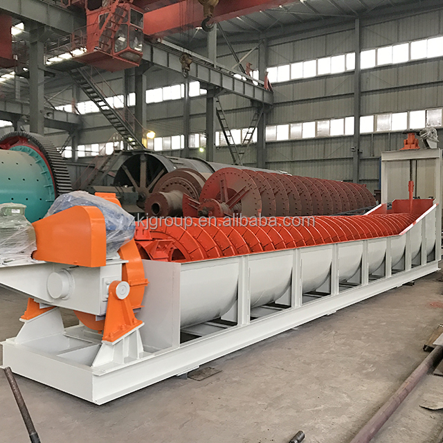 Minerals Processing Chrome Ore Washing Plant