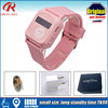 long standby time child care gps wrist watch tracking