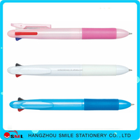 Promotional set packaging multi-color colors ball pen