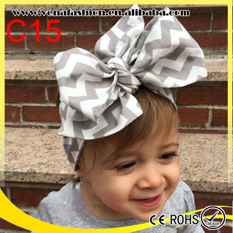 boutique knot knitted make kids wholesale headbands