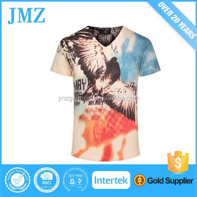 390ce71abf4 Custom printing plus size men clothing tall long tee shirt
