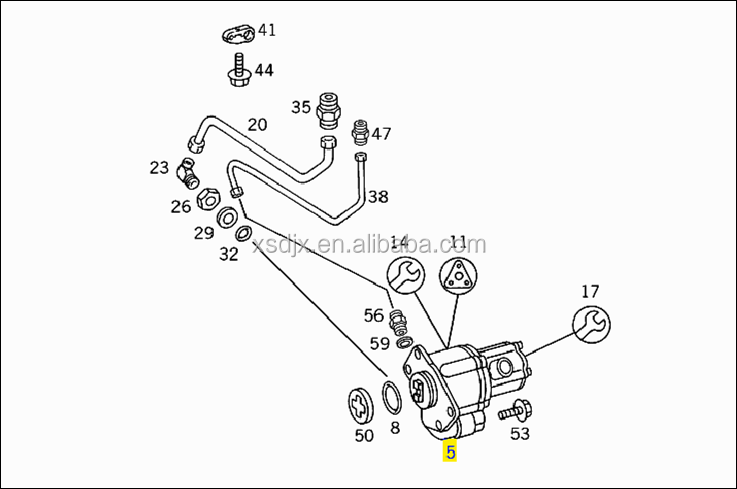 spares for mercedes benz actros trucks parts power. Black Bedroom Furniture Sets. Home Design Ideas