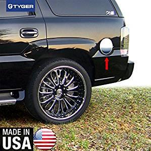 TYGER For 99-01 Escalade//88-98 Chevy C//K Pickup//92-95 Blazer Fuel Gas Door Cover