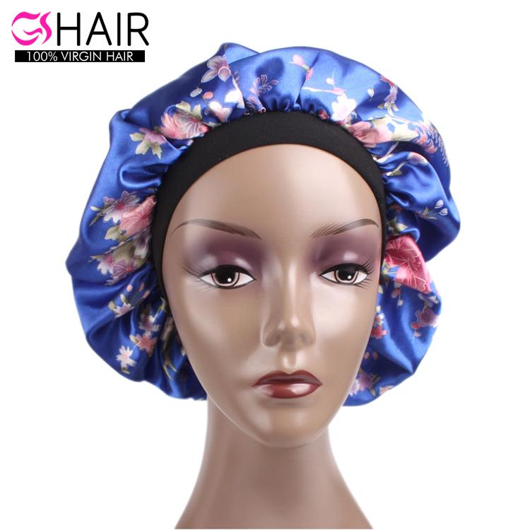 2019 New Style Custom Silk Hair Satin Bonnet Silk Wholesale Vendors From China,Large Shower Caps ...