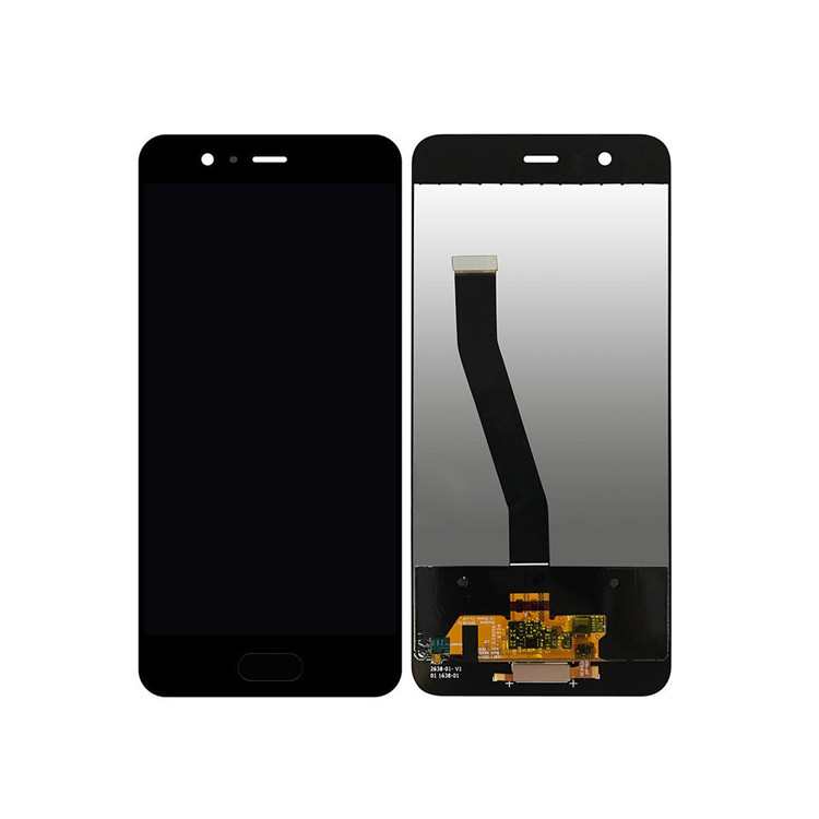 Lcd touch display + digitizer with frame for Huawei Ascend P10 for HuaWei Ascend P10 lcd screen with frame white