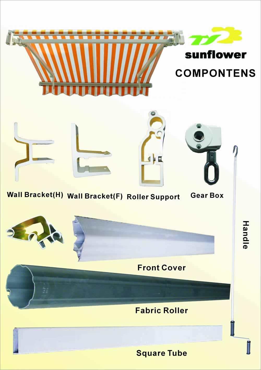 d home awning parts awnings orig products k