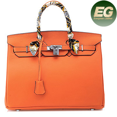 Brand handbags lady handbag famous fashion bag with scarf EMG2800