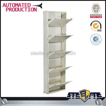 New Model Space Saver Luxury Shoe Cabinet Part 54