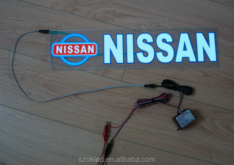 Colourful 90*25cm Flash Car Music Rhythm Lamp LED Sound Music Activated Equalizer car Stickers