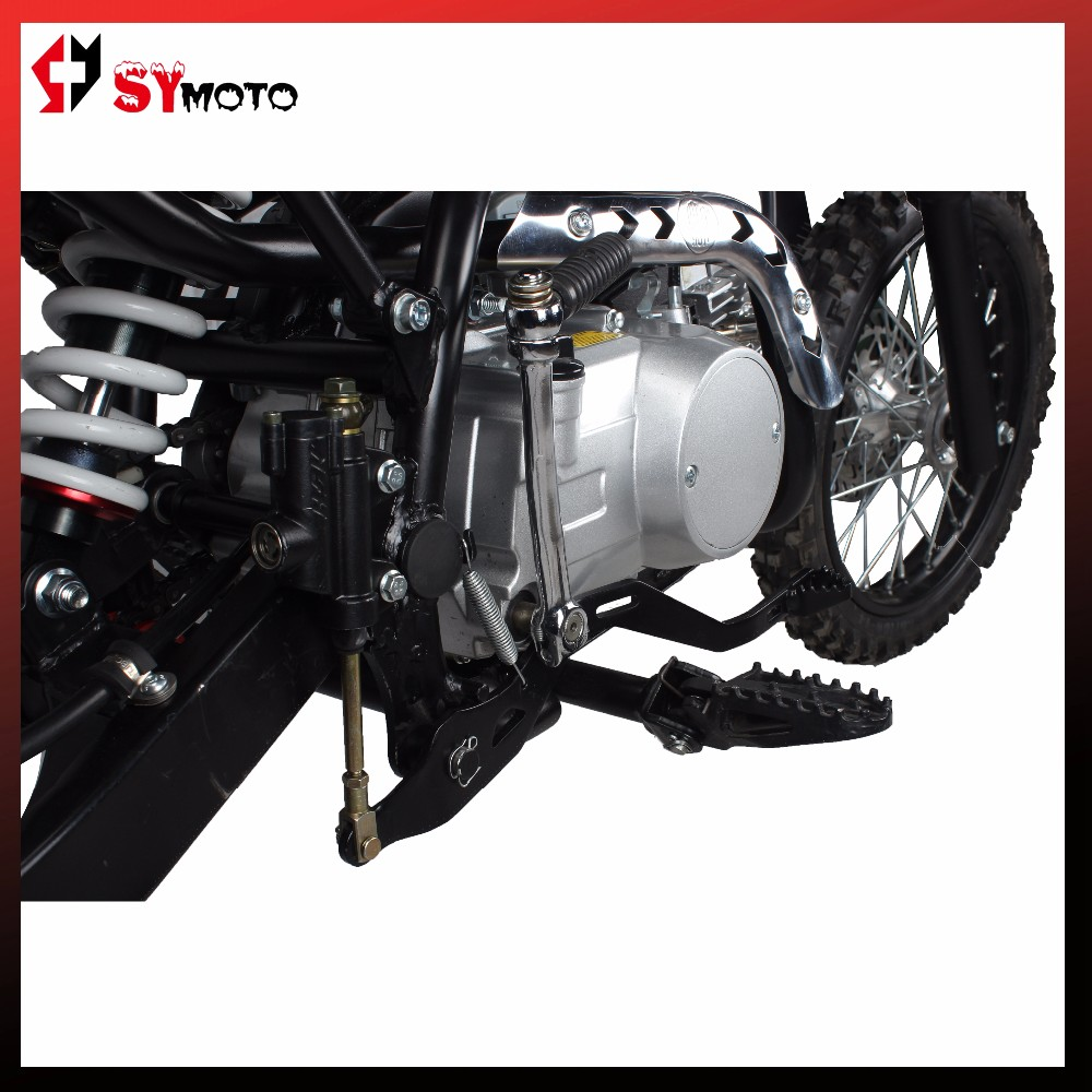 110cc motorcycle pitbike dirt bike mini moto Symoto SYC-110