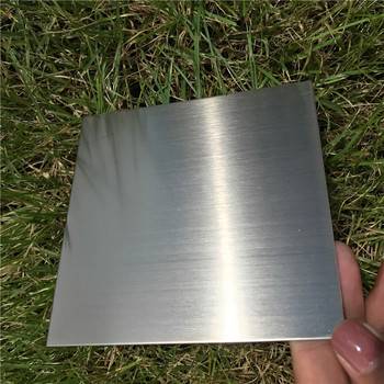 1 2mm Thickness 304 Hairline Finish Stainless Steel Sheet