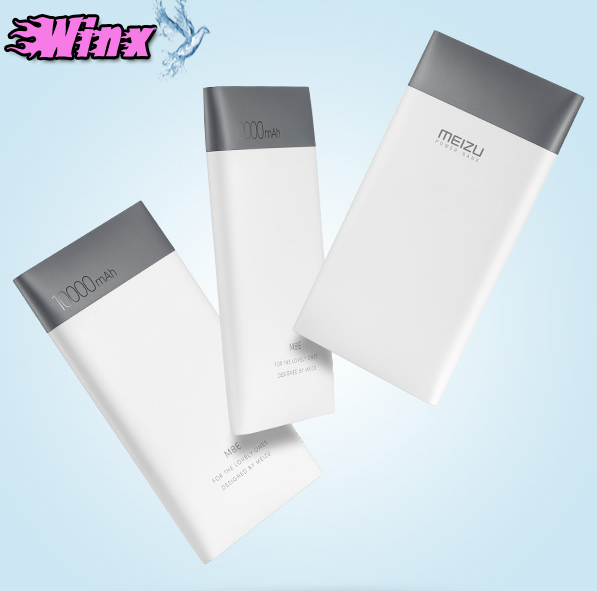In winx stock Meizu M8E 10000mah powe rbank 6.5 hours charging time in china
