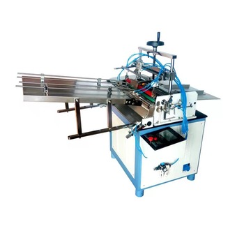 T-500B paper tube labeling machine