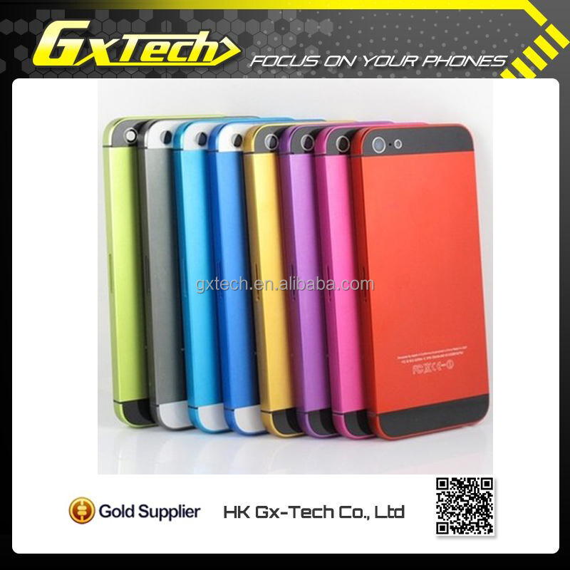 2015 New Arrival Product for Apple iPhone 5S Housing 100% Warranty