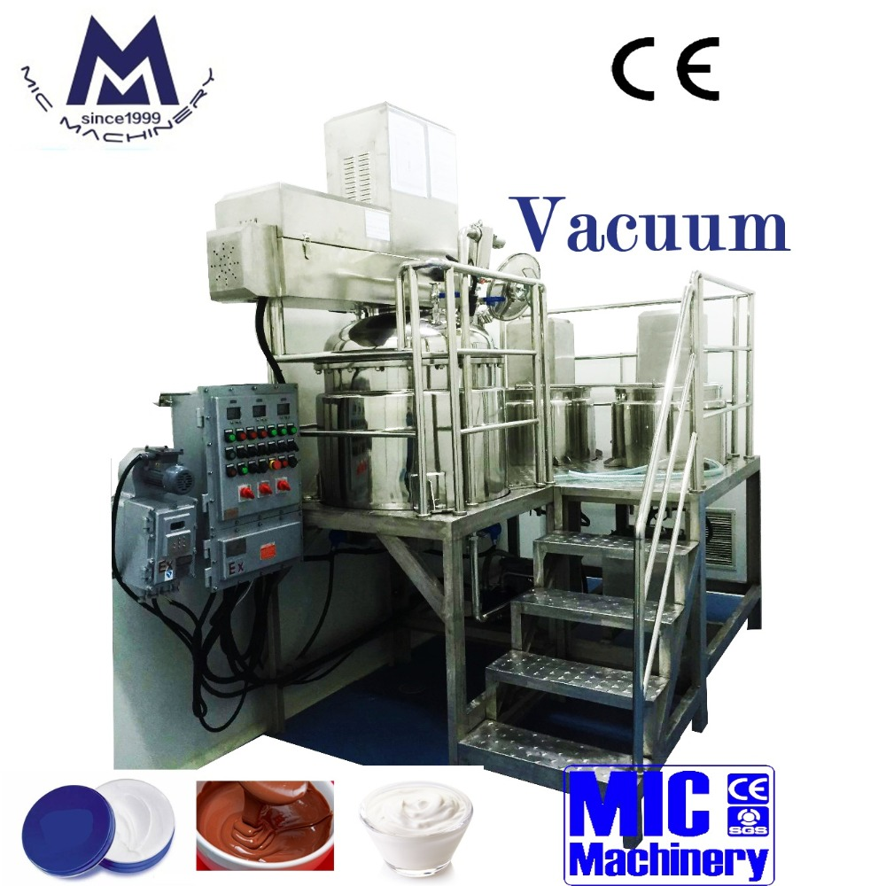 MIC-300 reliable manufacture big range industrial homogenizer for daily article artical