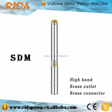 2017 RIDA pump sweage submersible pump/submersible slurry pump/ bomba sumergible made in china