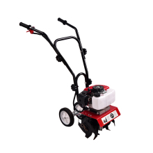 manual gasoline power plow new rotavator tiller