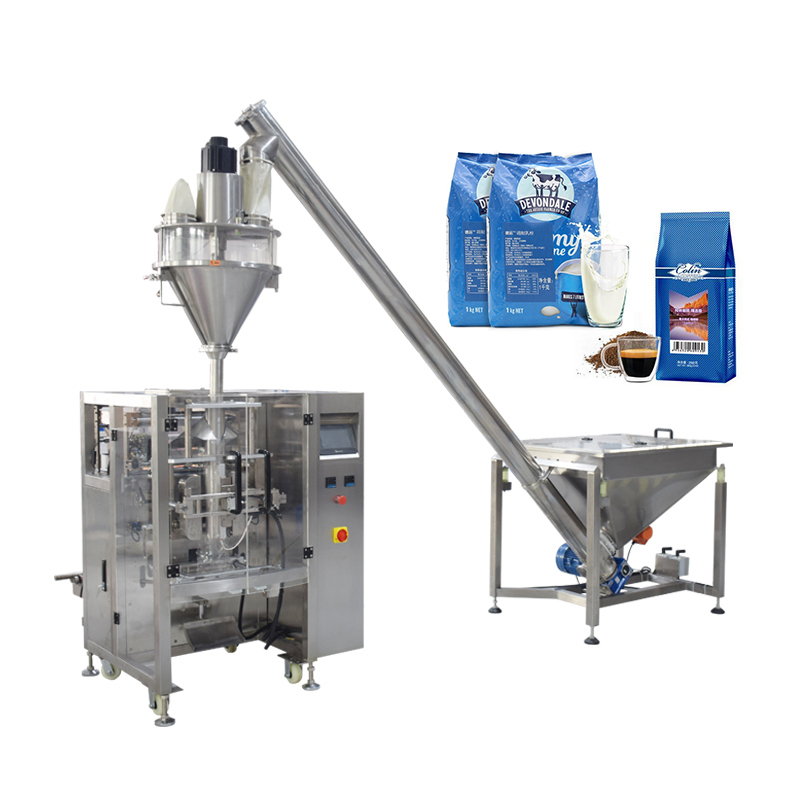Automatic Vertical Sachet Powder Weigh Filling <strong>Machine</strong>