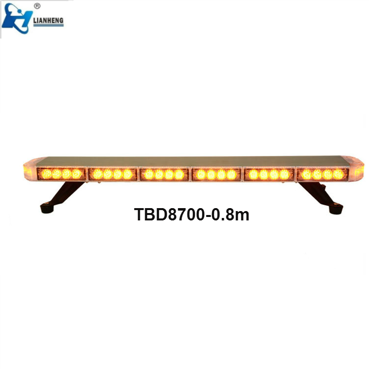 High quality car roof mount police led warning light bar