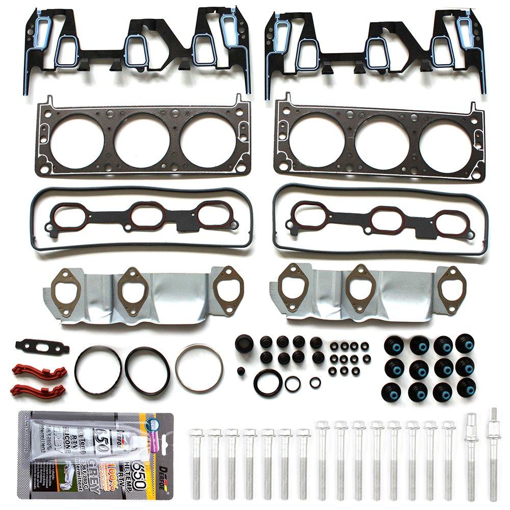 Full Gasket Set Fits 00-03 Pontiac Bonneville Buick 3.8L V6 OHV 12v SUPERCHARGED