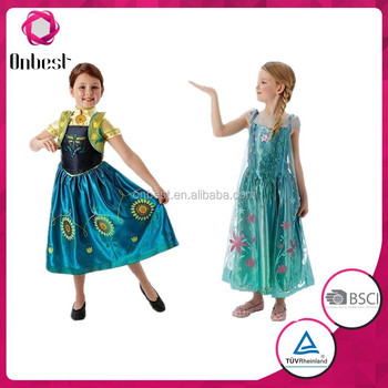Kids Summer Frozen Fever Dress Frozen Princess Elsa Costume Frozen Dresses Wholesale  sc 1 st  Alibaba Wholesale & Kids Summer Frozen Fever Dress Frozen Princess Elsa Costume Frozen ...