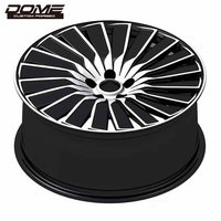 DOME Monoblock Forged replica wheels alpina 19 inch alloy wheel 5x114.3