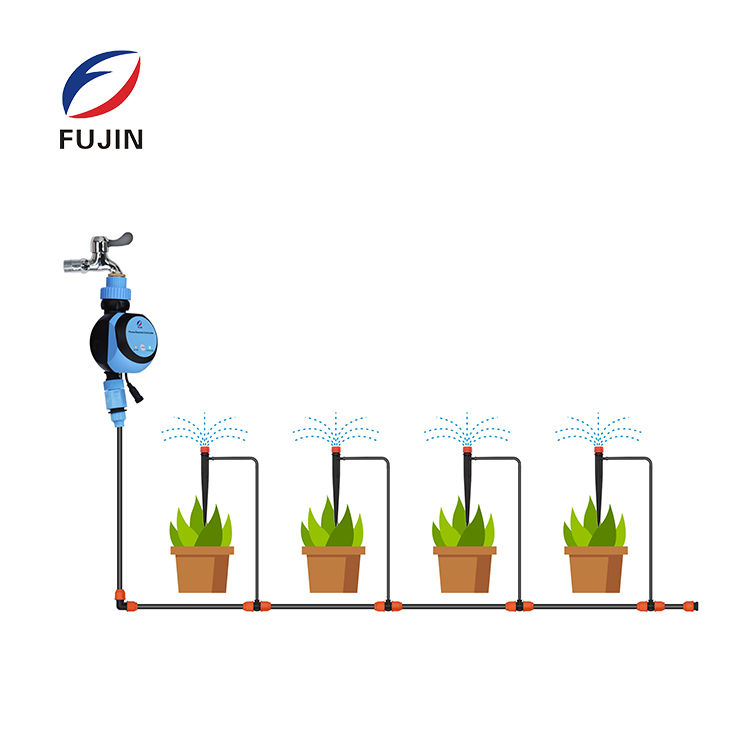 Automatic Plant Watering System For Home Automation - Buy Home  Automation,Irrigation Kit,Wifi Curtain Control System For Home Automation  Product on
