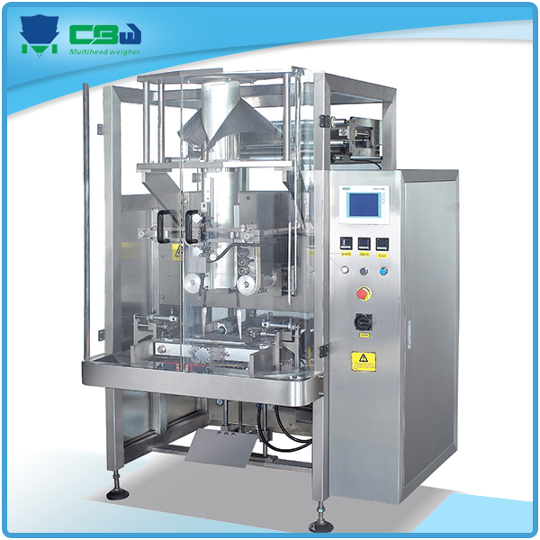 Automatic small scale powder packaging machine for corn flour coffee milk