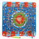 Wooden Magnetic Pen Maze Educational Toys Move Trackball Toy Game