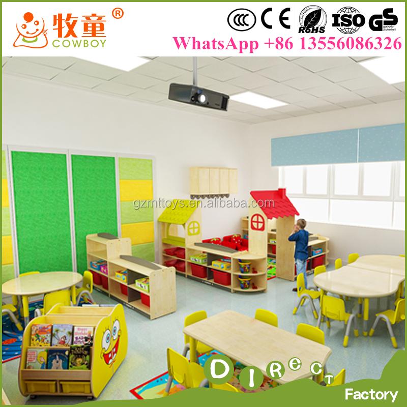 Suministros de china de madera ni os de jard n de infantes for Muebles para preescolar