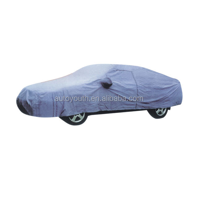 Pvc Cotton Grey Sample erhältlich Universal Fit Car Cover