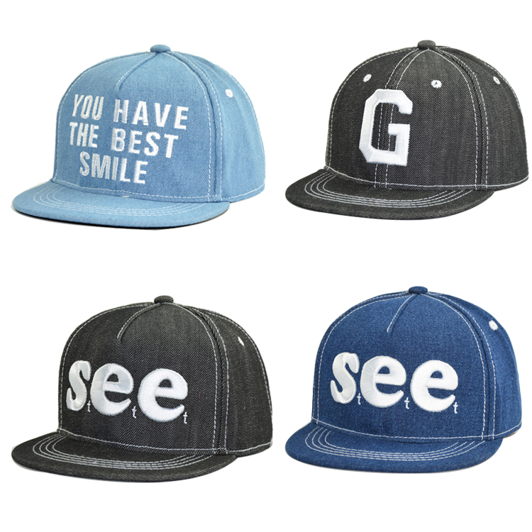 4d0d0477eb4 chinese market 100%Acrylic cotton polyester snapback hats and cap custom  flat to
