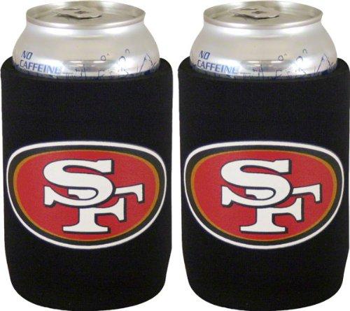 San Francisco 49ers Can Koozie 2-Pack
