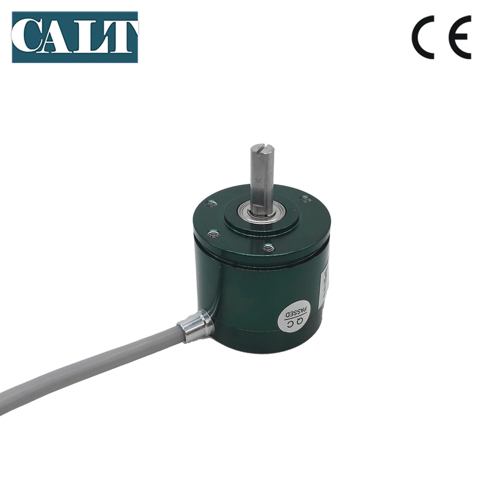 1024ppr output hall angle sensor clockwise 360 degree 10 bit resolution