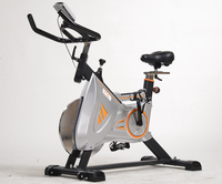Exercise Bike Cycling Spin Bike with console