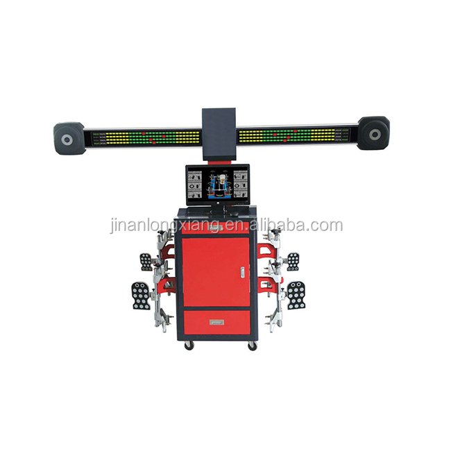 wheel alignmnet machine truck wheel alignment