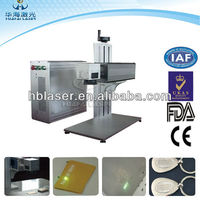2013 Newest & Hottest 10W Fiber optical fiber laser printer machine For Zippo Lighter Engraving on Sale